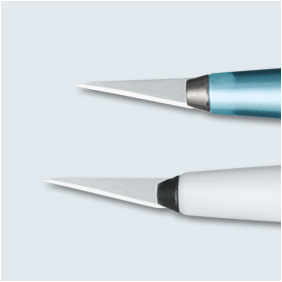 Standard Incision Scalpel - FEATHER® Micro Scalpels