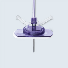 EZ Huber™ – Safety Infusion Set - Port Needles