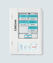 Electronic infusion pump LimLess®