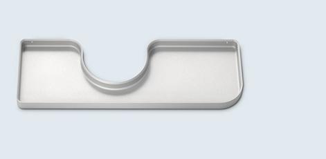 Section Waste Tray pfm Slide 4005 E - Accessories Microtome