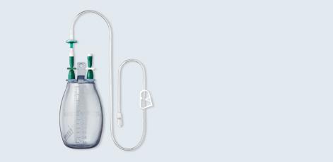 ASEPT® 600 ml Drainage Kit L - ASEPT® System