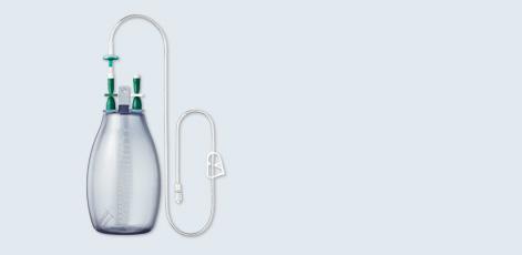 ASEPT® 1,000 ml Drainage Kit L - ASEPT® System