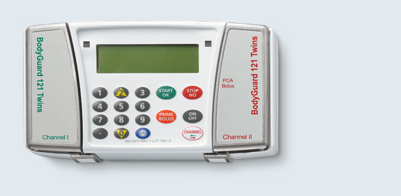 BodyGuard 121 Twins - Electronic Infusion Pumps