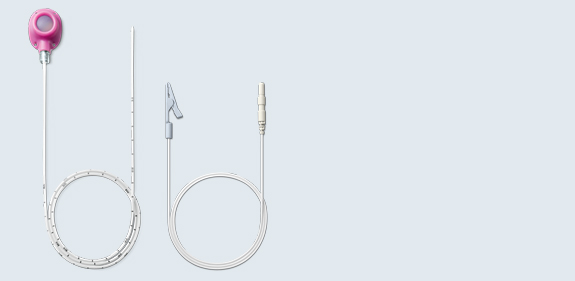 TitaJet™ light II Contrast ECG-Set - Port Catheter venous