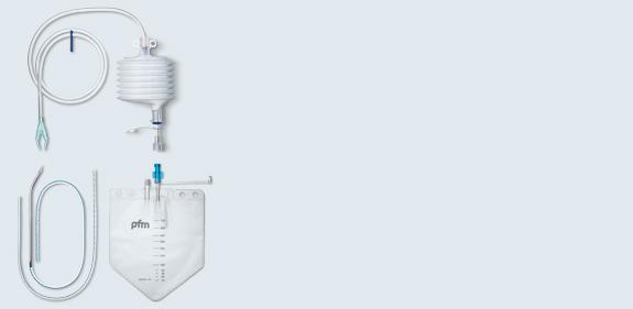 Low Vacuum Drainage System - Low-Vacuum Drainage